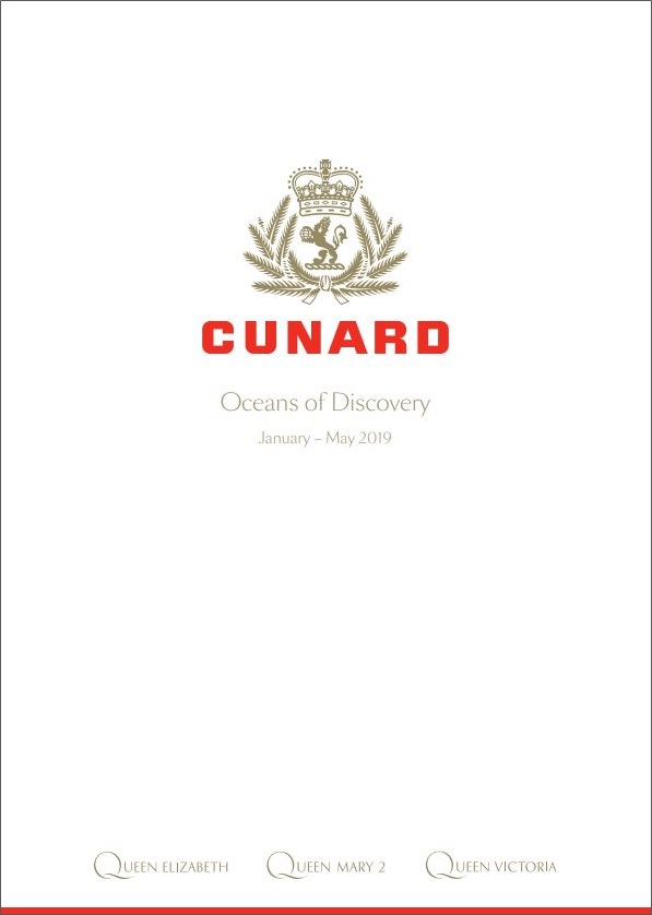 Cunard - Oceans of Discovery