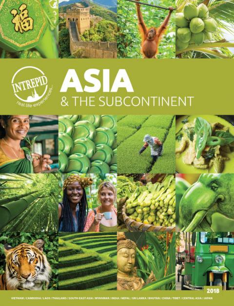 Intrepid - Asia & The Subcontinent